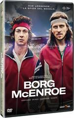 Borg - McEnroe (DVD)