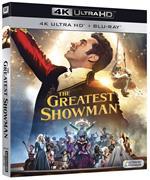 The Greatest Showman (Blu-ray + Blu-ray 4K Ultra HD)