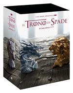 Il trono di spade. Stagioni 1-7. Stand Pack (34 DVD)
