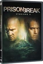 Prison Break. Stagione 5. Serie TV ita (3 DVD)