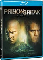 Prison Break. Stagione 5. Serie TV ita (3 Blu-ray)