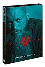 Vikings stagione 4 vol.2. Serie TV ita (3 DVD)