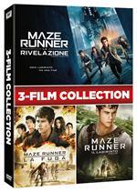 Cofanetto Maze Runner 1-2-3 (3 DVD)