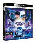 Ready Player One (Blu-ray + Blu-ray 4K Ultra HD)