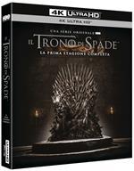 Il trono di spade. Game of Thrones. Stagione 1. Serie TV ita (4 Blu-ray Ultra HD 4K)