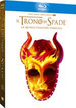 Il trono di spade. Stagione 5. Serie TV ita. Edizione speciale Robert Ball (4 Blu-ray)