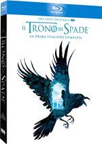 Il trono di spade. Stagione 1. Serie TV ita. Edizione speciale Robert Ball (4 Blu-ray)