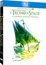 Il trono di spade. Stagione 2. Serie TV ita. Edizione speciale Robert Ball (4 Blu-ray)