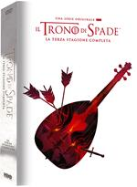 Il trono di spade stagione 3. Edizione Robert Ball (Serie TV ita) (5 DVD)