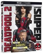 Deadpool 2. Versione superdotata (Blu-ray + Blu-ray 4K Ultra HD)
