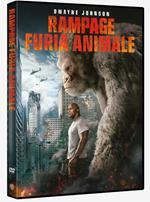 Rampage. Furia animale (DVD)