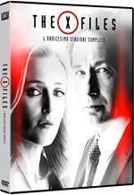 X Files. Stagione 11. Serie TV ita (3 DVD)