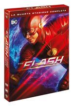 The Flash. Stagione 4. Serie TV ita (DVD)