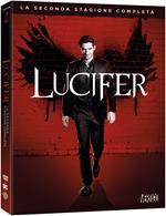 Lucifer. Stagione 2. Serie TV ita (3 DVD)