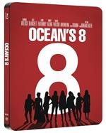 Ocean's Eight. Con Steelbook (Blu-ray)