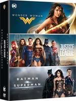 Cofanetto Boxset DC 3 Movies (3 DVD)