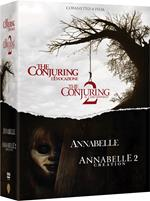 Cofanetto Conjuring Collection (4 DVD)