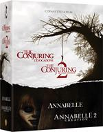 Cofanetto Conjuring Collection (4 Blu-ray)