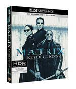 Matrix Revolutions (Blu-ray + Blu-ray 4K Ultra HD)