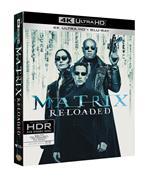 Matrix Reloaded (Blu-ray + Blu-ray 4K Ultra HD)
