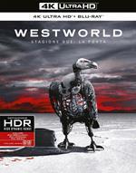 Westworld. Stagione 2. Serie TV ita (Blu-ray + Blu-ray Ultra HD 4K)