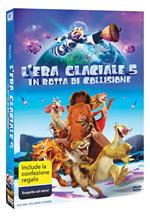 L' era glaciale 5. In rotta di collisione. Gift Pack (DVD)