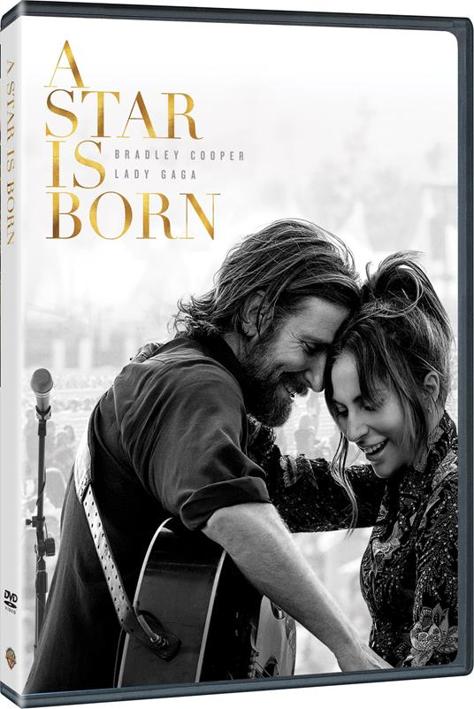 A Star Is Born (DVD) di Bradley Cooper - DVD - 2