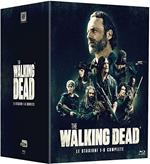 The Walking Dead. Stagioni 1-8 Complete (34 Blu-ray)