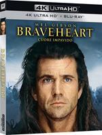 Braveheart (Blu-ray + Blu-ray 4K Ultra HD)