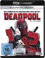 Deadpool 1&2. La collezione completa (2 Blu-ray)