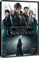 Animali fantastici: I crimini di Grindelwald (DVD)