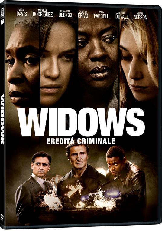 Widows. Eredità criminale (DVD) di Steve McQueen - DVD