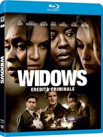 Widows. Eredità criminale (Blu-ray)