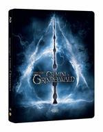 Animali fantastici: I crimini di Grindelwald. Con Steelbook (Blu-ray)