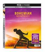 Bohemian Rhapsody (Blu-ray + Blu-ray Ultra HD 4K)