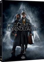 Animali fantastici: I crimini di Grindelwald. Digibook (DVD+ Blu-ray)