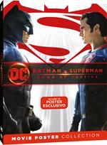 Batman V Superman. Dawn of Justice. Movie Poster (DVD)