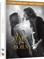 A Star Is Born. Con CD e booklet (DVD)