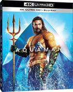 Aquaman (Blu-ray + Blu-ray 4K Ultra HD)