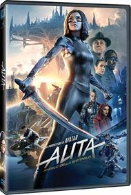Alita. Angelo della battaglia (DVD)
