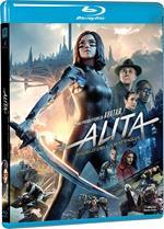 Alita. Angelo della battaglia (Blu-ray)