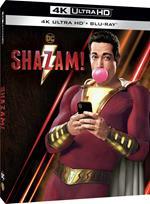 Shazam! (Blu-ray + Blu-ray Ultra HD 4K)
