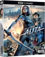 Alita. Angelo della battaglia (Blu-ray + Blu-ray 4K Ultra HD)