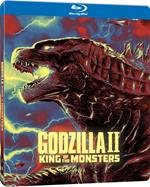 Godzilla 2. King of the Monsters. Con Steelbook (Blu-ray)