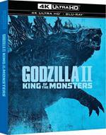 Godzilla 2. King of the Monsters (Blu-ray + Blu-ray 4K Ultra HD)
