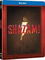 Shazam! Con Steelbook (Blu-ray)