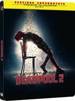 Deadpool 2. Version super dotata. Con Steelbook (2 Blu-ray)