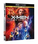X-Men. Dark Phoenix (Blu-ray + Blu-ray Ultra HD 4K)