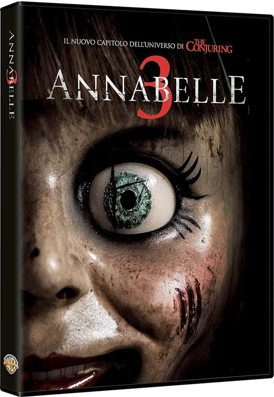 Annabelle 3 (DVD) di Gary Dauberman - DVD