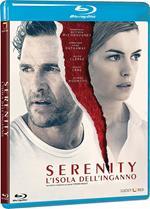 Serenity. L'isola dell'inganno (Blu-ray)